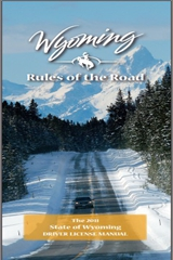 Wyoming Driver License Manual 11