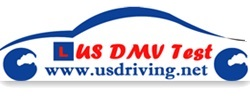 US Driving Test logo